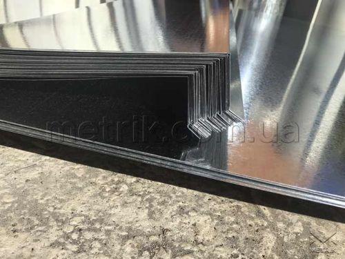 Спецпланка из оцинкованной стали