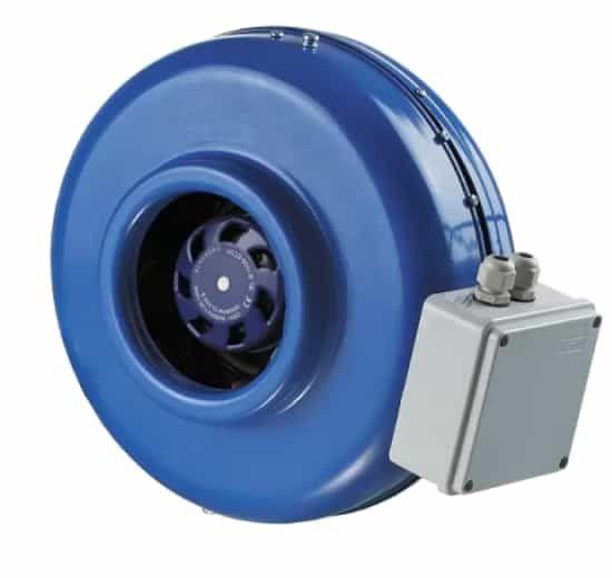 Вентс ВКМ 100 вентилятор для круглых каналов